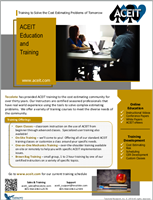ACEIT Training Flyer